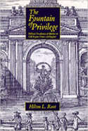 The Fountain of Privilege book cover